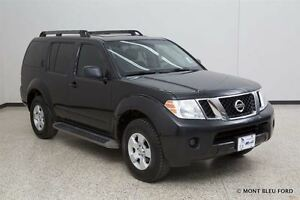 2009 Nissan Pathfinder S /NO ADMIN FEE, FINANCING AVALAIBLE WITH