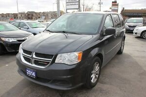 2014 Dodge Grand Caravan SXT Stow & Go Power Doors Navigation