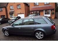 2003 AUDI A6 ESTATE 2.5 DIESEL AUTOMATIC