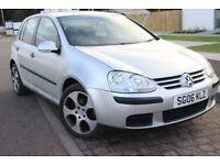 Immaculate Volkswagen VW Golf * 1.6 FSI S 5dr * Low Mileage * 2006 * NOT POLO * NOT FOCUS / FIESTA