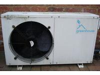 Fish Pond Air Source Heater