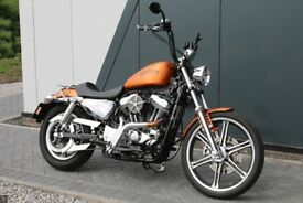 Harley Davidson - XL1200V Seventy Two - now at a lowered price