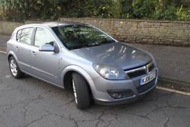 2006 VAUXHALL ASTRA 1.6 SXI TWINPORT 5D /low maileage 58K
