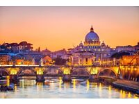 2 x London to Rome and Venice to London flight tickets during May Bank Holiday! British Airways