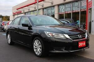 2014 Honda Accord Sedan LX 4 DOOR BACK UP CAMERA, BRAKE ASSIST,