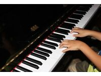 High Quality Piano Lessons Via Skype