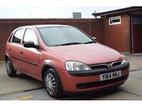 Vauxhall Corsa 1.2 i 16v GLS 5dr HPI CLEAR, FSH,12 MONTH MOT