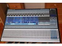PreSonus StudioLive 32AI Digital Mixing Desk with Carry Case