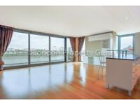 Stunning river facing 2 bed 2 bath luxury apartment