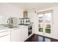 NEWLY REFURBISHED THREE BEDROOM APARTMENT WITH SPACIOUS LIVING ROOM & ROOF TERRACE ON MALLINSON ROAD