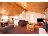 Stunning Luxury Lodge for Sale in South West Scotland - Solway Coast - Message For More Information