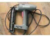 RAPESCO MASTER NAILER PRO IN GOOD WORKING CONDITION SEE PHOTOS CARPENTRY ROOFING JOINERY