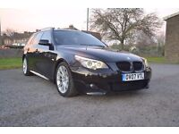BMW 525d M Sport Facelift LCI Start Stop Touring