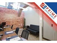 Modern & Affordable - Refurbished Private Office Units to Let - Manchester (M1)