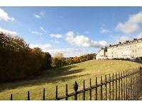 Two bedroom flat to rent in central Bath