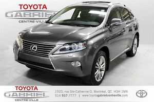 2013 Lexus RX 350 AWD NAVIGATION+CAMERA+BLUETOOTH+CUIR