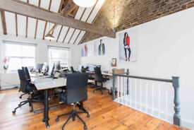 Media Style Office for up to 10 people in Clerkenwell
