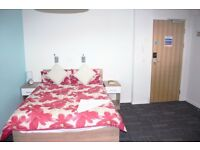 Large studio for students in secure student accommodation situated Holloway Road N7 All inclusive