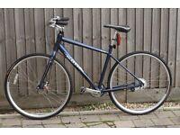 Lovely Kona Dr Good Ladies Hybrid bike.53cm lightweight alloy frame,Simple & efficient commuter bike