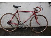 """PUCH RETRO GENTS TOURING BIKE - 22"""" FRAME"""
