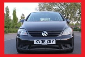 VOLKSWAGEN GOLF DIESEL 2006 FSH NO PROBLEM WHATSOEVER