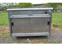 Lincat Hot Cupboard - Portable