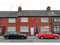 244 Grafton St, Toxteth, Liverpool. 3 bed terrace with gas central heating and DG. LHA welcome