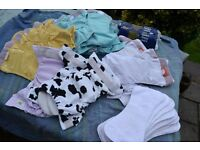 Pop'n'gro Reusable Nappies Used + LOTS of EXTRAS