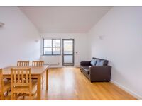 1 BED FLAT IN WAREHOUSE CONVERSION - HOLLOWAY