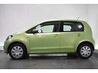 SKODA CITIGO 1.0 SE 12V 5d 59 BHP (green) 2013
