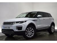 LAND ROVER RANGE ROVER EVOQUE 2.0 ED4 SE [LEATHER/HEATED SEATS] 5d 148 BHP (white) 2015