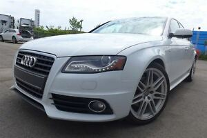 2012 Audi A4 2.0T Quattro S Line, No Accidents