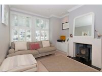 A stunning four bedroom end of terrace home in Wimbledon