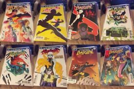 DC Universe Rebirth Batgirl All Unread Perfect Condition Issues 1-19+Annual