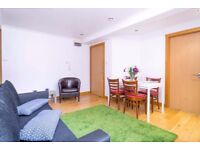 2 bed Apt. 1 min to Tube Bills Included for Short Term Let