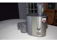 Braun J700 Juicer