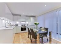 BRAND NEW 3B FLAT, SPACIOUS, WOOD FLOORINGS, DESIGNER FURNISHED IN ST PANCRAS PLACE, KINGS CROSS