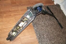 £80 District Helmeir V2 Deck Custom Scooter Phoenix Suicide Bars Rush Forks PICK UP MY HOME CHATHAM