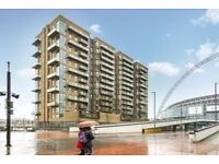 Stunning New Build Apartment Available Now Located in Wembley