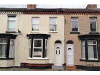 25 Rossett Street, Anfield, 3 bedroom terraced to let DG & GSC. DSS WELCOME.