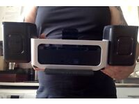 iLuv bass booster ipod, iphone 3 and iphone 4
