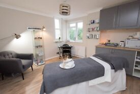 Beauty Treatment Room to Rent within Hotel Spa