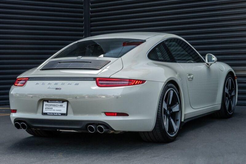 Image 7 Voiture Européenne d'occasion Porsche 911 2014