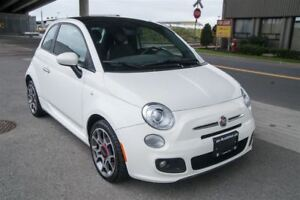 2012 Fiat 500 Wow! $60 Bi-Weekly No payments till March 2018