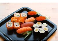 ***Sushi Chef Required (with some simple Japanese Hot Food cooking skills) Cambridge City Centre***
