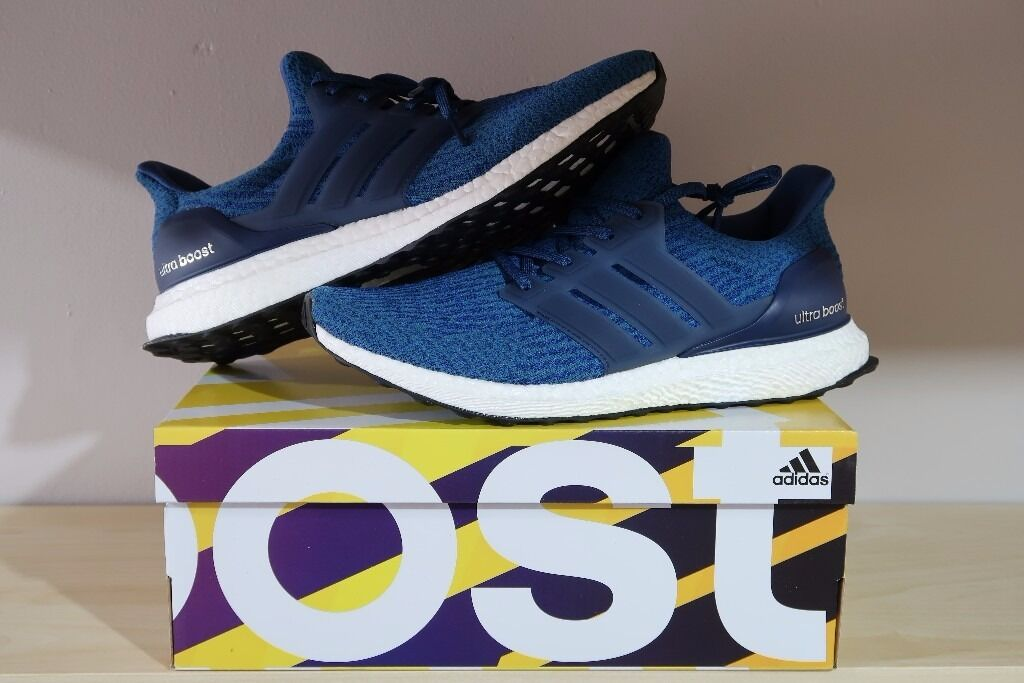 Adidas Ultra Boost 3.0 (Royal Blue) - Sneaker Freaker