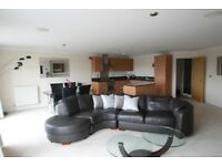 THREE BEDROOM LUXURIOUS FLAT- AVAILABLE NOW- NEAR ORACLE- READING TOWN CENTER