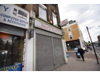 SHOP TO LET OR LEASE ON PECKHAM HIGH STREET.