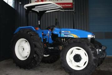 New Holland Tractor 7500 4wd