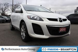 2011 Mazda CX-7 GS SUNROOF LEATHER AUX